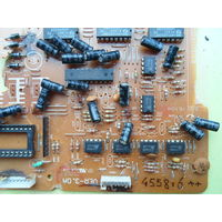 F4558 сдвоенный операционный усилитель малошумящий, аналоги IL4558, NJM4558, LM4558, H4558, L4558, C4558, 4558 на плате