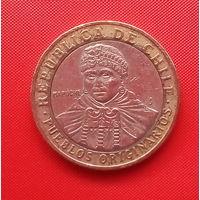 59-01 Чили, 100 песо 2006 г.