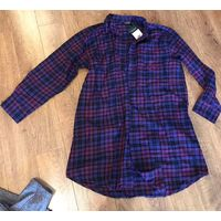 Ночная рубашка Ralph Lauren размер м хлопок