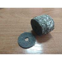 Слепок монет древнего Китая