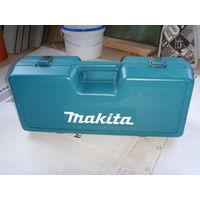 Оригинальный пластиковый кейс Makita для угловой шлифмашины на диск 230mm