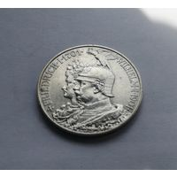 Пруссия 2 марки 1901 год.