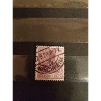 1915 Германия Рейх мих92 оценка 1,8 евро (3-14)