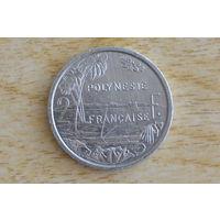 Французская Полинезия 2 франка 2003