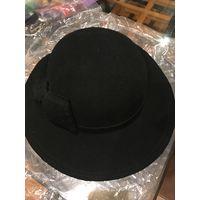 Шляпа фетровая (новая)