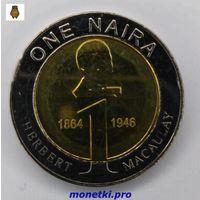 Нигерия,  1 найра 2006 года