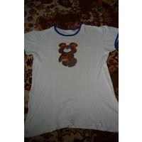 Футболка Олимпийский мишка (Болгария)