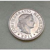 10 раппен Швейцария 2011