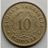 Финляндия 10 марка 1938