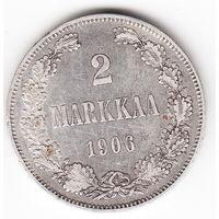 2 марки 1906г