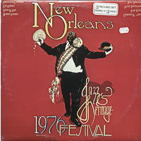 Various, New Orleans Jazz And Heritage Festival 1976, 2LP