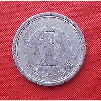 65-40 Япония, 1 йена 1969 г.