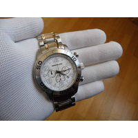Montblanc. Крупные массивные наручные часы на большую мужскую руку