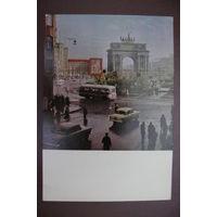 Наровлянский И.(фото), Ленинград. Площадь Стачек; 1967, чистая (Лениздат).