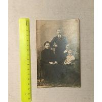 Семейная фотография до 1917 года