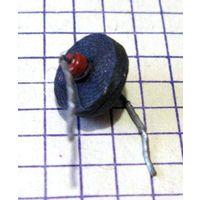 Дроссель на резисторе МЛТ-0,5