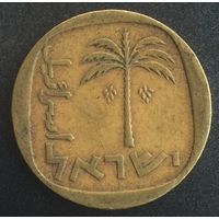 Израиль, 10 агорот 1967