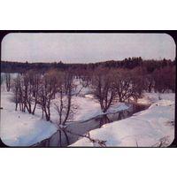 Календарик Зима