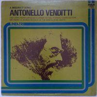 LP Antonello Venditti - A Misura D'Uomo