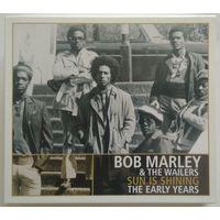3CD-box Bob Marley And The Wailers - Sun Is Shining (2006) Reggae, Roots Reggae, Dub