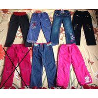 Брюки, джинсы р. 110-116