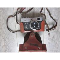 Фотоаппарат ФЭД-3.