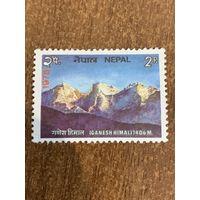 Непал 1975. Горы Гималаи. Полная серия
