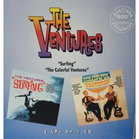 The Ventures - Surfing & The Colorful Ventures
