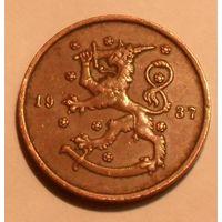 Финляндия, 10 Пенни 1937 (94)