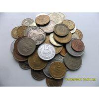 45 монет - лот 10
