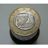 1 евро 2009 Греция