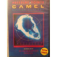DVD CAMEL live in concert