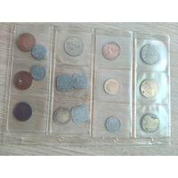 Бирма Мьянма набор монет