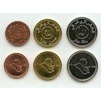 Ирак набор 3 монеты 2004 UNC
