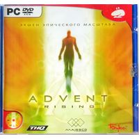 Advent Rising (2005) DVD
