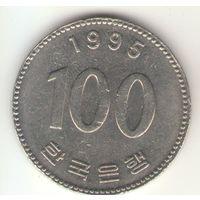100 вон 1995 г.