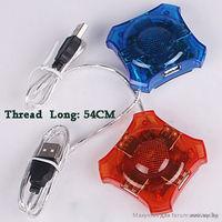 USB хаб  для ноутбука или ПК !