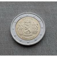 Литва, 2 евро 2019 г., Жемайтия