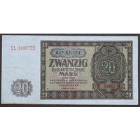 Германия, 20 марок 1948 год.