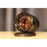 Vivitar 135mm 1:2.8 AUTO TELEPHOTO (Komine) объектив