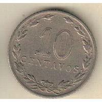 Аргентина 10 сентаво 1937
