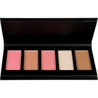 Палетка для макияжа лица Japonesque Velvet Touch Face Palette