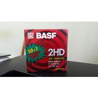 Дискеты BASF, 3,5'', запечатанная коробка