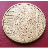 10 евроцентов 2002 Франция #01
