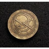 Чехия, 20 крон 2000, Миленниум