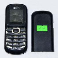 268 Телефон МТС Hit (Alcatel ot-217x). По запчастям, разборка