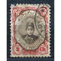 Шах Ахмад Каджар. Персия. Иран. 1911