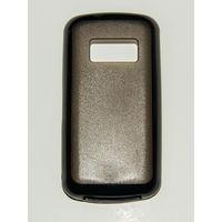 206 Чехол для Nokia С6-01 пластик коричневый