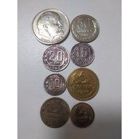 Монеты  СССР лотом