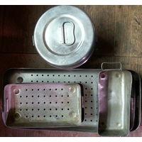 Мед.посуда из нержавеющей стали
